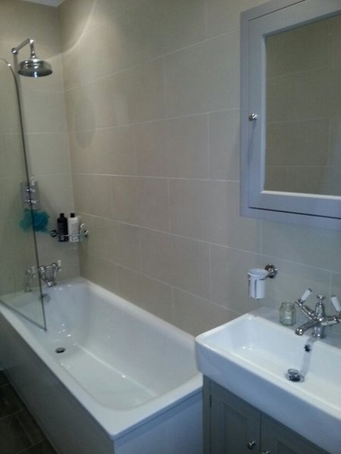 install new bathroom Crouch End N8-1